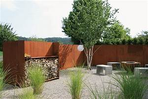 Holzwände Für Garten : sichtschutz f r den garten ~ Sanjose-hotels-ca.com Haus und Dekorationen