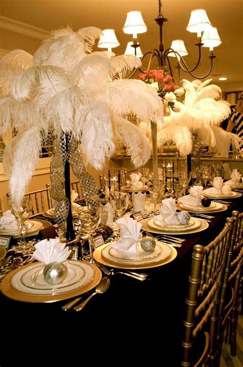 great gatsby wedding inspiration dessert table