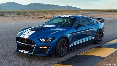 Mustang Gt500 Shelby Ford Quarter Three Caricos