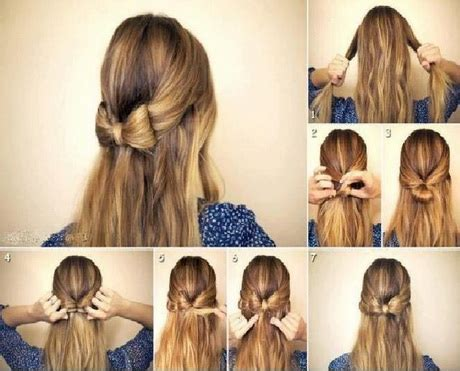 Hairstyles Step By Step For by Hairstyles Step By Step