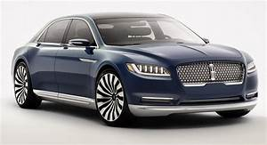 Continental Auto : how does lincoln 39 s 2017 continental compare to the original concept carscoops ~ Gottalentnigeria.com Avis de Voitures