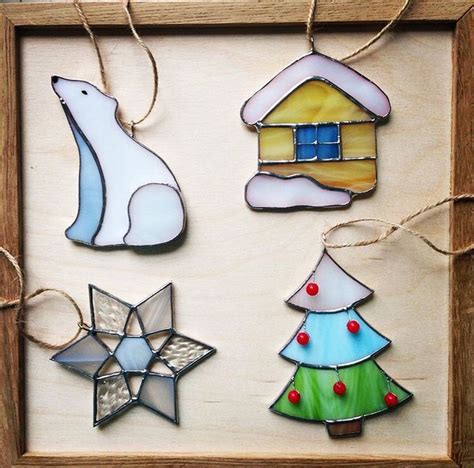 81 best images about stained glass christmas on pinterest