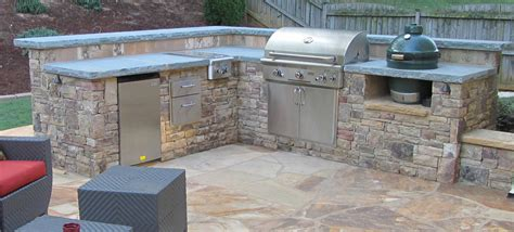 masonry outdoor fireplace outdoor kitchens outdoor kitchens