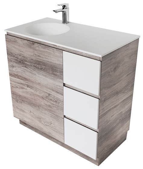 Habitat 900 Full Height Vanity   cibo design
