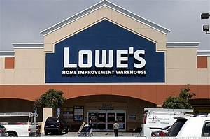 Lowe's earnings, stock keep improving - The Buzz ...