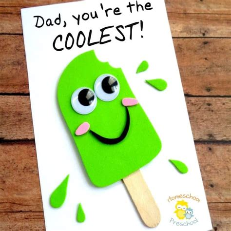 fathers day craft ideas preschoolers easy diy fathers day craft that your can make 846