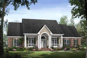 Delightful House Plans Country Style by Country House Plans Hpg 2769