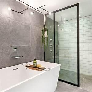 Salle De Bain Style Industriel : un design industriel pour la salle de bain salle de bain ~ Dailycaller-alerts.com Idées de Décoration