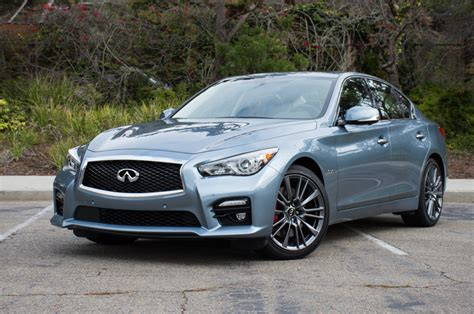 2017 Infiniti Q50 Red Sport 400 Awd Test Drive Review