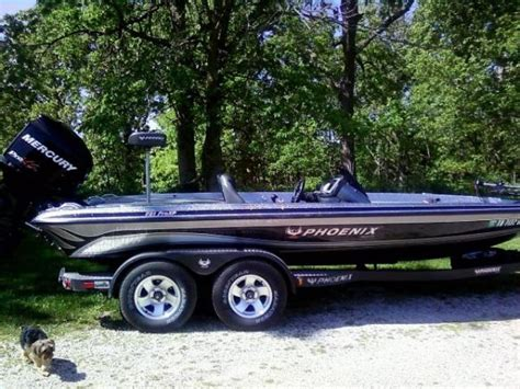 Phoenix Bass Boat Trailer For Sale by 2011 Phoenix 721 Pro Xp Bass Boat For Sale In Louisiana