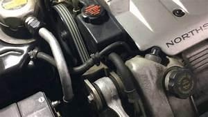 2000 Cadillac Eldorado    Serpentine Belt Replacement   After