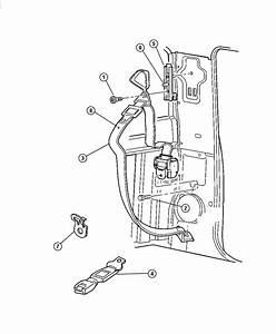 Jeep Wrangler Extender  Seat Belt  Seat Belt  Without  Frt