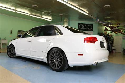 2008 Audi A4 2.0t Quattro S-line