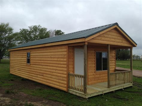 cabins quality storage buildings