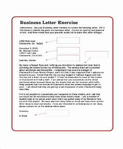 Writing A Professional Memo Free 8 Business Letter Samples In Pdf Ms Word