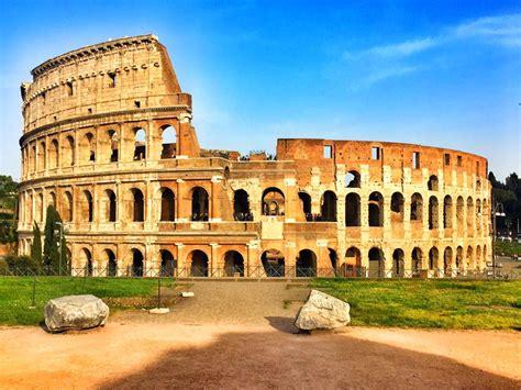 8 Gambar Dan Fakta Menarik Tentang Colosseum Rome Itali