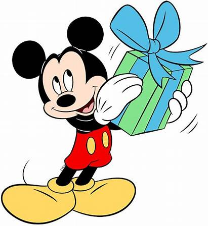 Mickey Mouse Birthday Clip Disney Happy Clipart