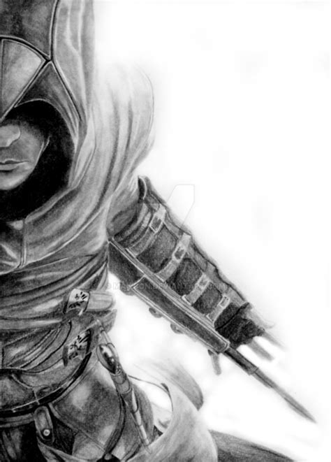 Altair Assassins Creed By Malicon On Deviantart