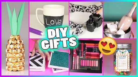 easy handmade birthday gift 15 diy gift ideas diy gifts diy gifts 15