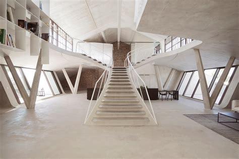 Was Ist Loft by Loft Panzerhalle In Salzburg Beton Wohnen Efh