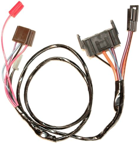 1979 Corvette Wiring Harnes by 1979 Corvette Wiring Harness Heated Rear Window Defroster