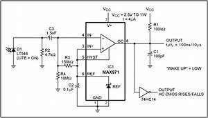 Ir Sensor  Monitor Wakes Host System - Application Note
