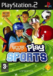 Achat EyeToy Play Sports Sur PS2