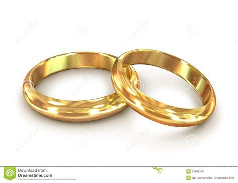 wedding rings royalty free stock photos image 34805208