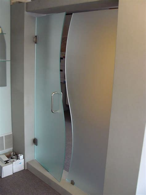Shower Inclosures by Shower Doors Charlevoix Glass