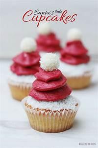 Bake To The Roots : santa s little cupcakes bake to the roots ~ Udekor.club Haus und Dekorationen
