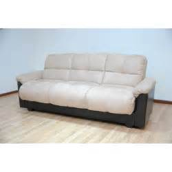 primo ara convertible futon sofa bed with storage