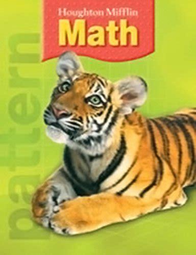 Houghton Mifflin Math Multivolume Student Book Grade 2 2007  Association For Contextual