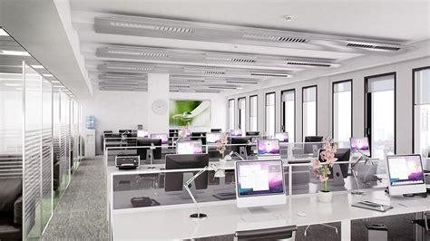 bureau open space open space office design office ideas open