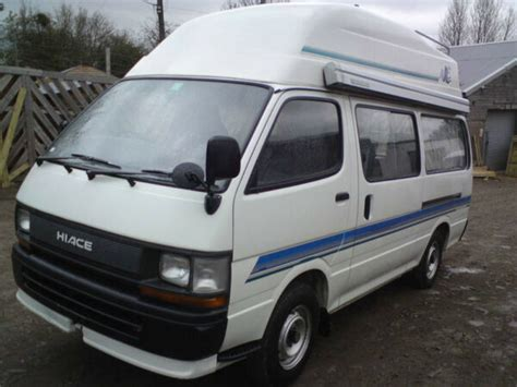 toyota hiace van  sale  europe