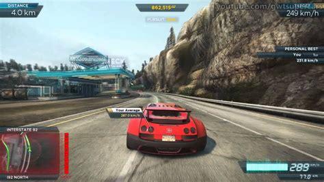 Bugatti veyron grand sport vitesse need for speed most wanted. Need For Speed: Most Wanted (PC) - Bugatti Veyron Super Sport - Needle Point 1080p - YouTube