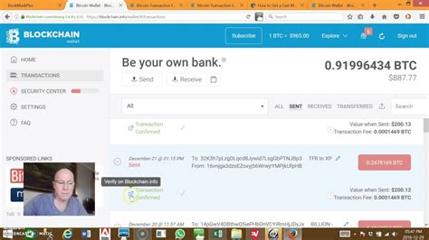It is sent to the bitcoin network and forms blocks. Mint and Coinbase: Your New Bitcoin Finance Tracker   Mint