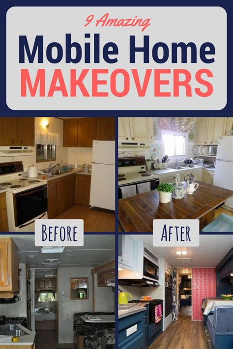 totally amazing mobile home makeovers