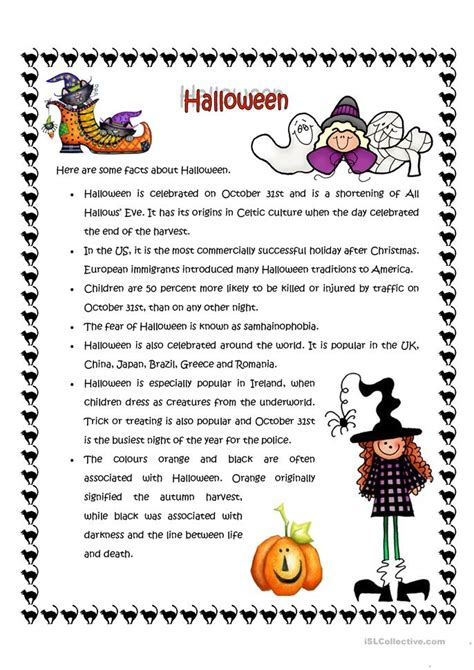 halloween math worksheets for elementary students halloween worksheet free esl printable worksheets made