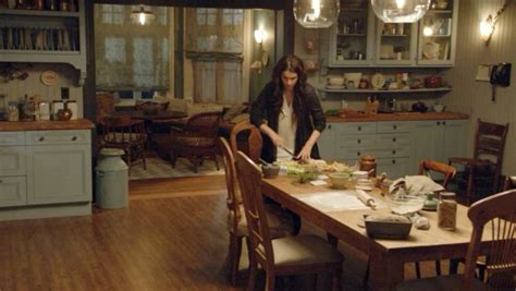 east end country kitchens inside the house on the tv show quot witches of 6996