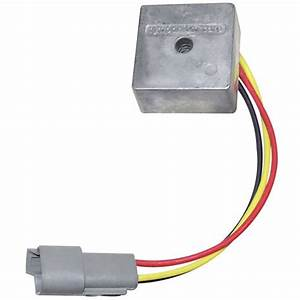 Club Car Precedent Voltage Regulator  Fits 2004