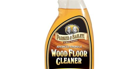 parker bailey wood floor cleaner review