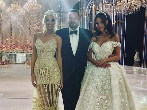 inside the extravagant wedding of a multibillionaire russian oligarch and his