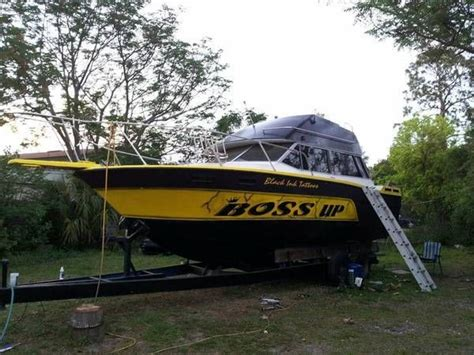 Fiberglass Boat Repair Jacksonville Florida by Bayliner Contessa Boat For Sale From Usa