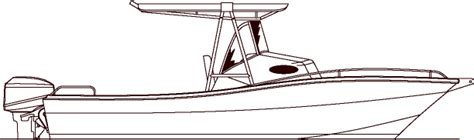 Boat Clipart Outline by Fishing Boat Clipart Outline Pencil And In Color Fishing