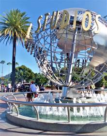 Universal Studios Hollywood Attractions
