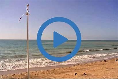 Jullouville Webcam Direct W0rld Plage Normande