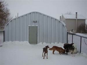 3 reasons why prefabricated steel buildings make great dog With prefab metal dog kennel buildings