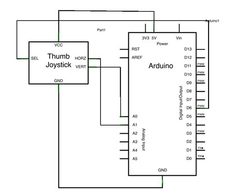 Arduino Joystick Mouse Control Code Use For Projects