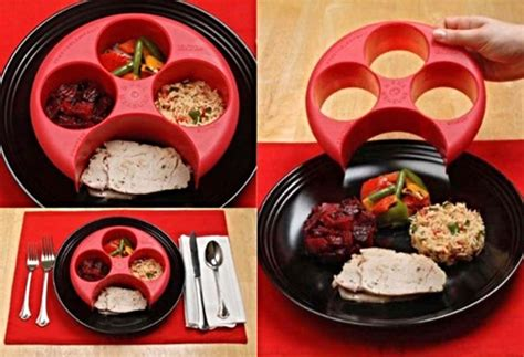 grammage cuisine meal measure weight loss diet portion plan plate