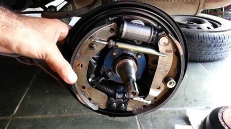 como efetuar  revisao freio traseiro corsa classic